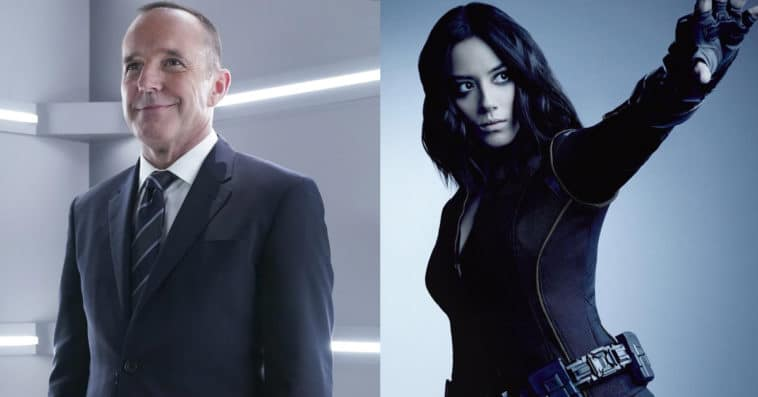 Phil Coulson and Quake