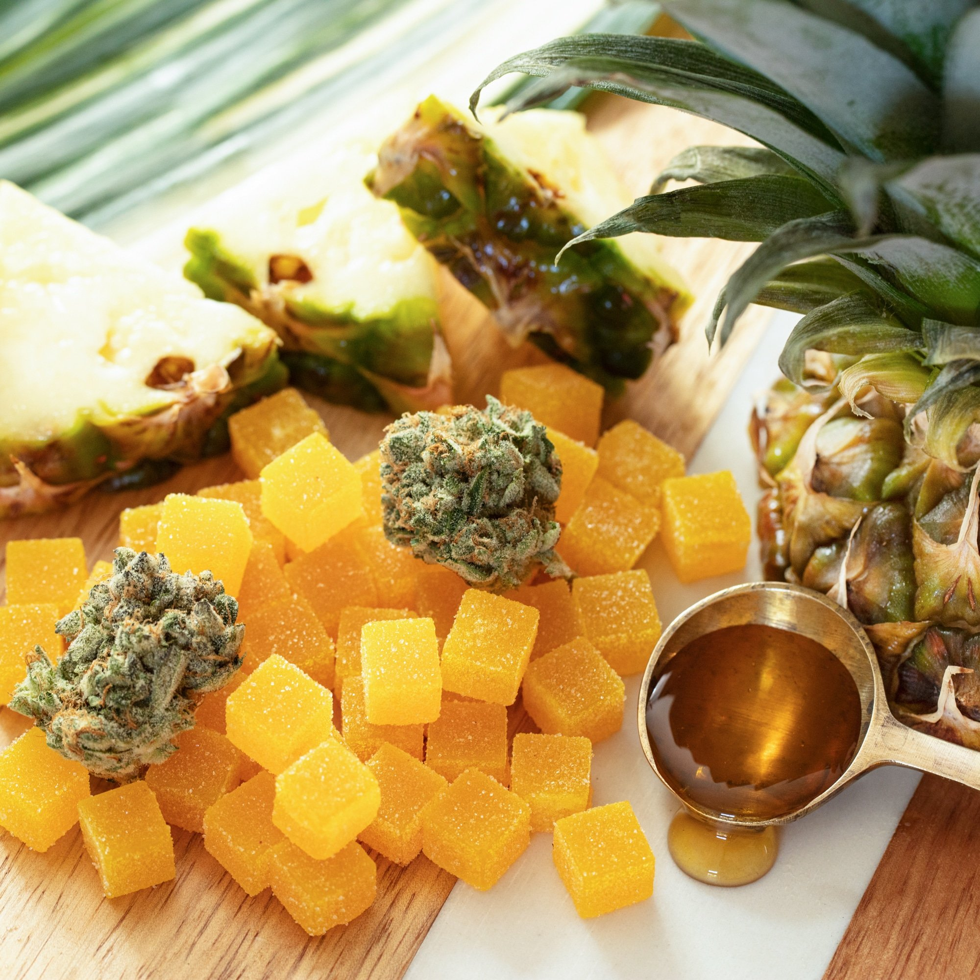 PLUS introduces cannabis-infused edibles with strain-specific gummies 10