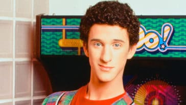 Saved by the Bell cast pay tribute to their late co-star Dustin Diamond