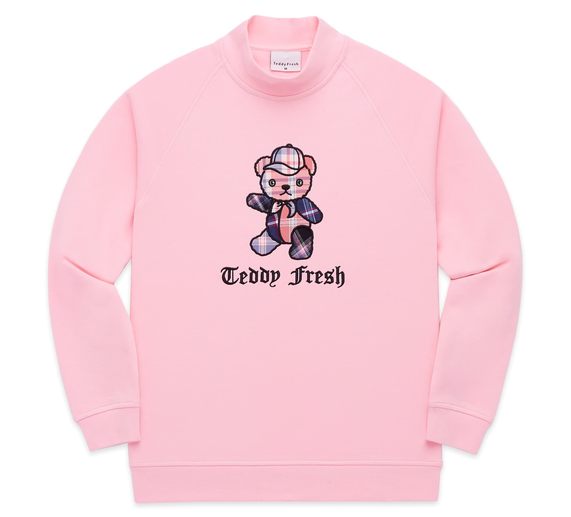Teddy Fresh doubles down on pastel-colored outerwear for its February collection 18