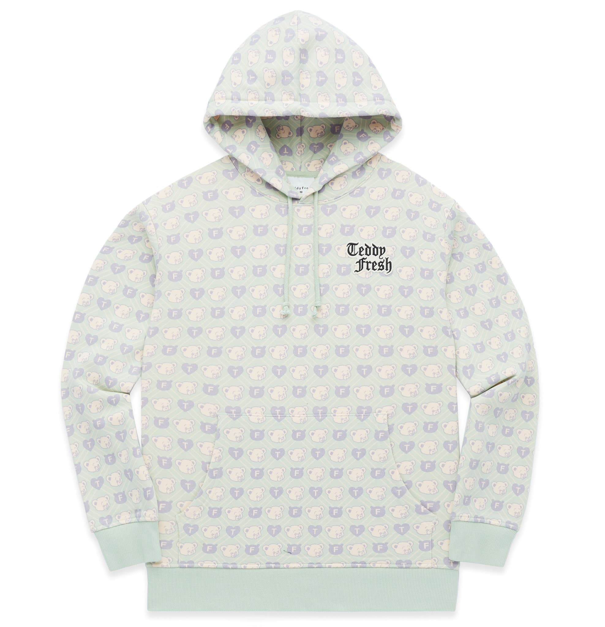 Teddy Fresh doubles down on pastel-colored outerwear for its February collection 9