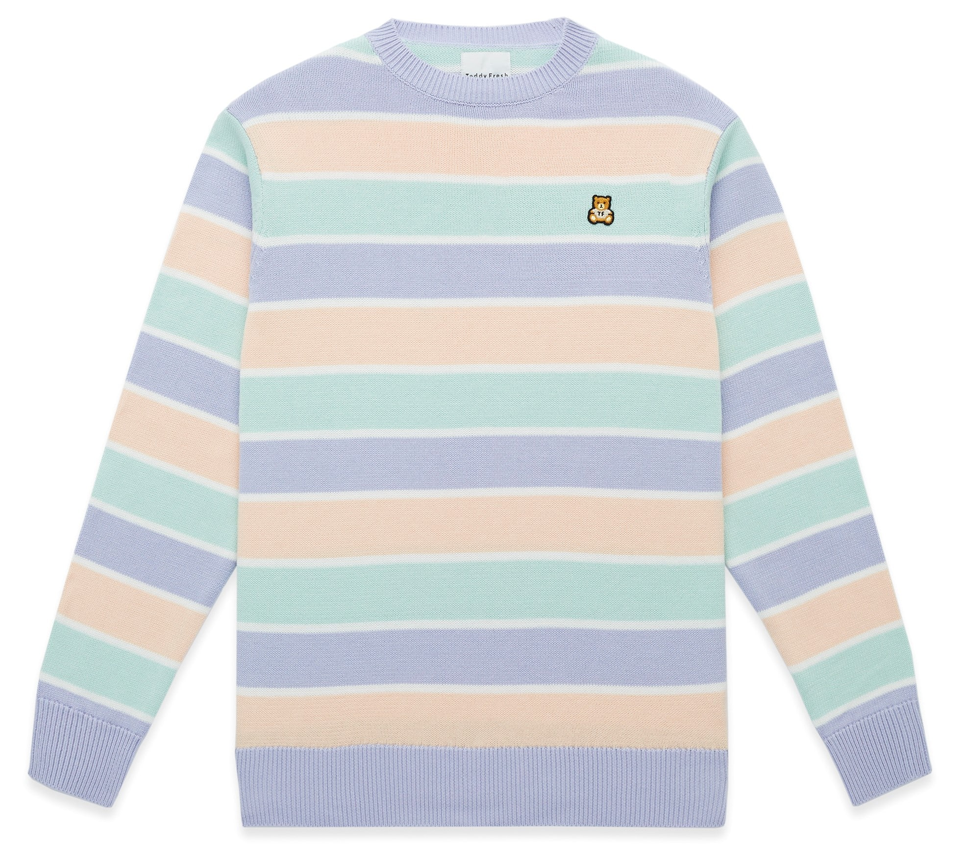 Teddy Fresh doubles down on pastel-colored outerwear for its February collection 12