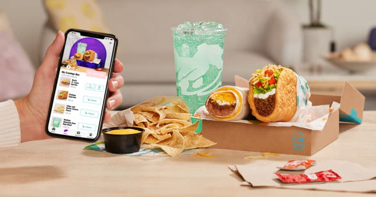 Taco Bell Cravings Box
