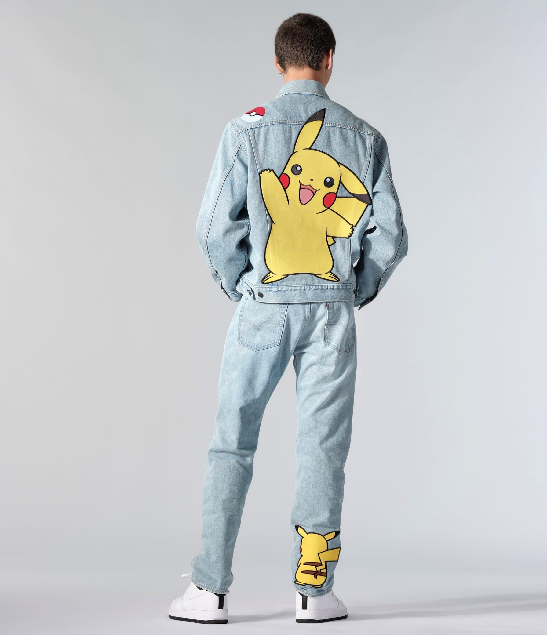 Levi's celebrates Pokémon's 25th anniversary with a '90s-style collection 11