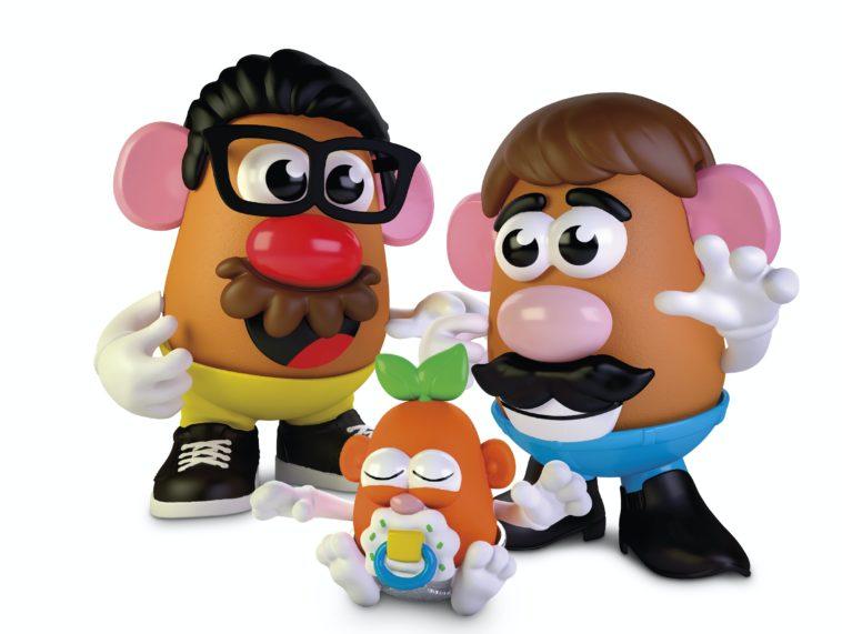 Mr Potato Head gender neutral