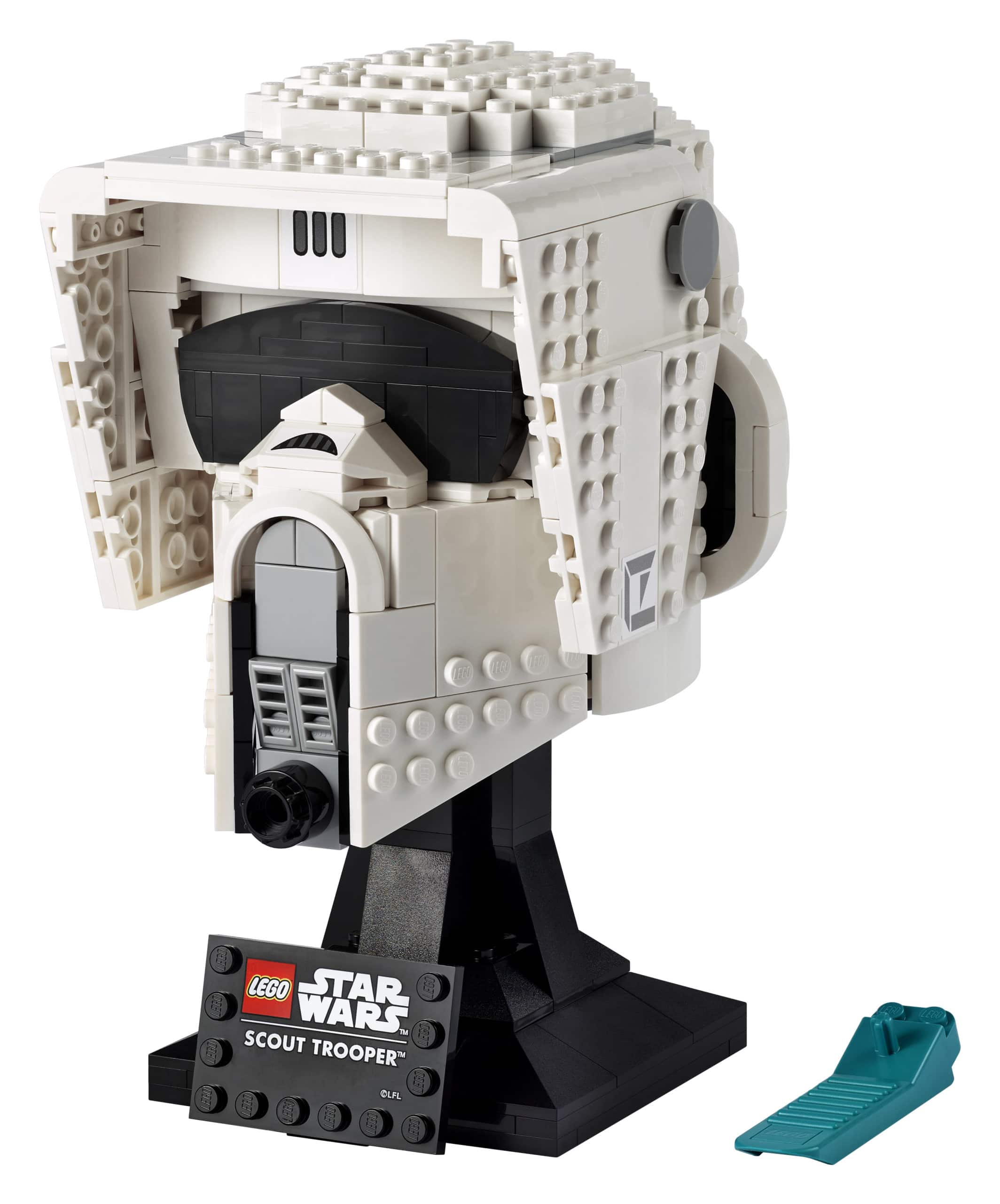 LEGO unveils Darth Vader and Scout Trooper helmet sets ahead of Star Wars Day 15