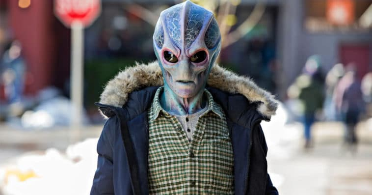 Has Resident Alien been canceled or renewed for season 2? 11