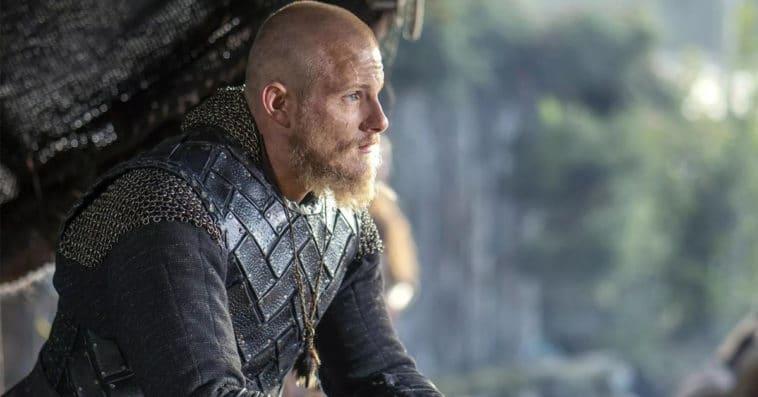Why did Alexander Ludwig leave Vikings? 13