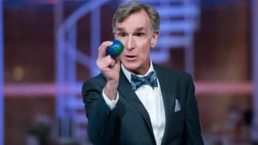 Bill Nye will explore global disasters in a new Peacock series 14