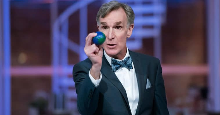 Bill Nye will explore global disasters in a new Peacock series 11