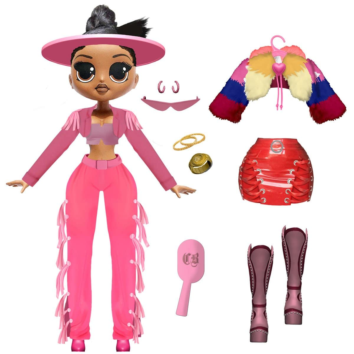 Cardi B doll is all about inclusivity 12