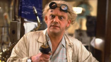 Christopher Lloyd to star in Back to the Future series focused on DeLoreans 7