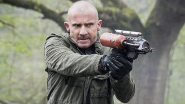 Why did Dominic Purcell leave Legends of Tomorrow? 15
