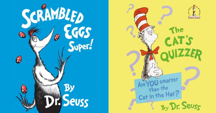 6 Dr. Seuss books will no longer be published because of racist imagery 11