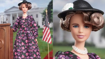 Barbie unveils Eleanor Roosevelt doll ahead of International Women's Day 16