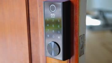 eufy Smart Lock Touch & Wi-Fi review 11