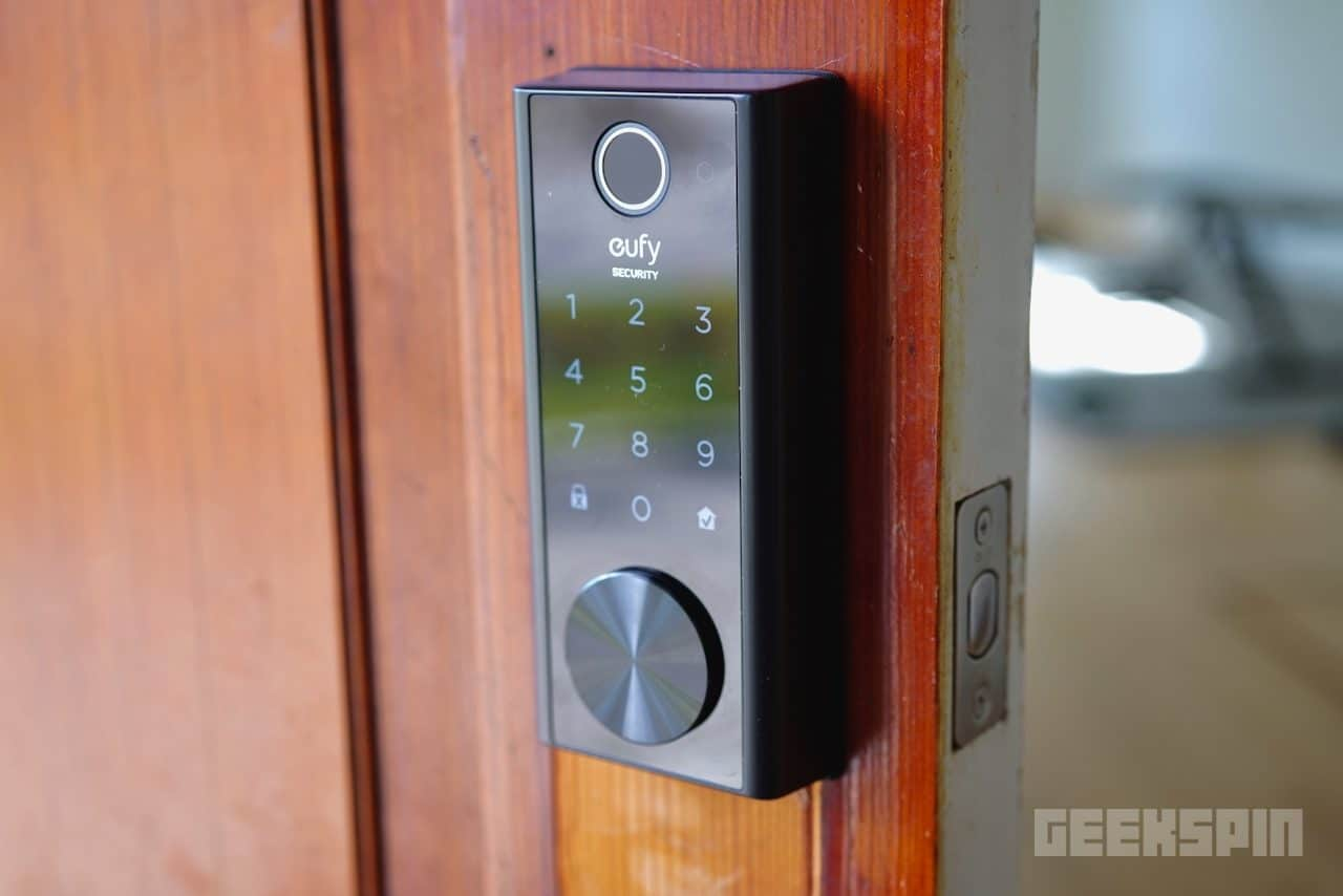 eufy Smart Lock Touch Wi-Fi review