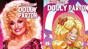 Dolly Parton gets her own biographical comic book 14