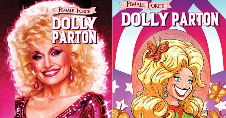 Dolly Parton gets her own biographical comic book 16