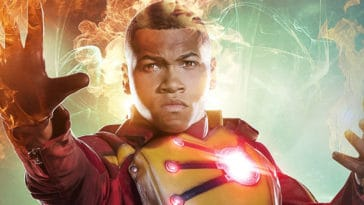Why did Franz Drameh leave Legends of Tomorrow? 14
