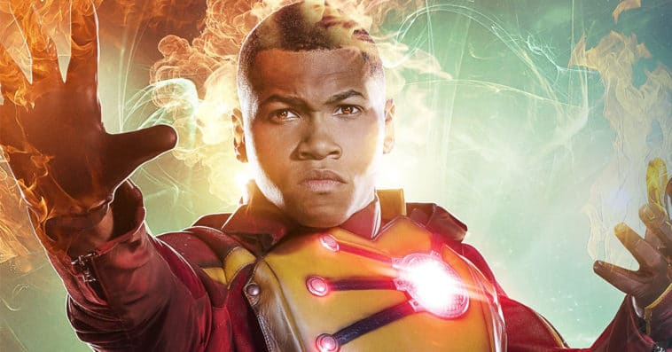 Why did Franz Drameh leave Legends of Tomorrow? 11