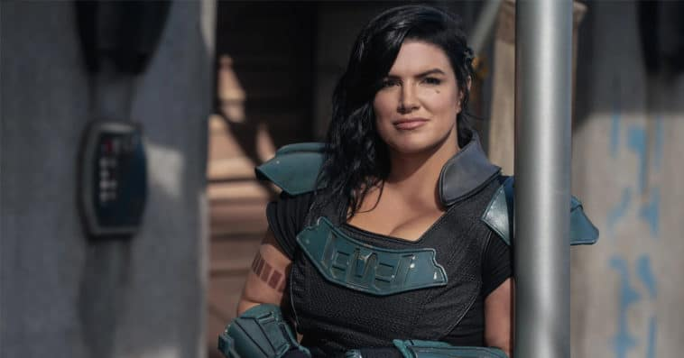 Disney reportedly removes Gina Carano's Running Wild with Bear Grylls episode from schedule 11