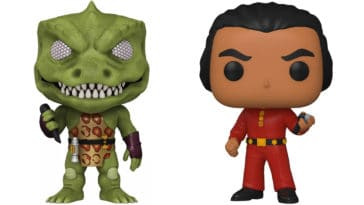 Star Trek: The Original Series' Gorn and Khan get their first Funko Pops 14