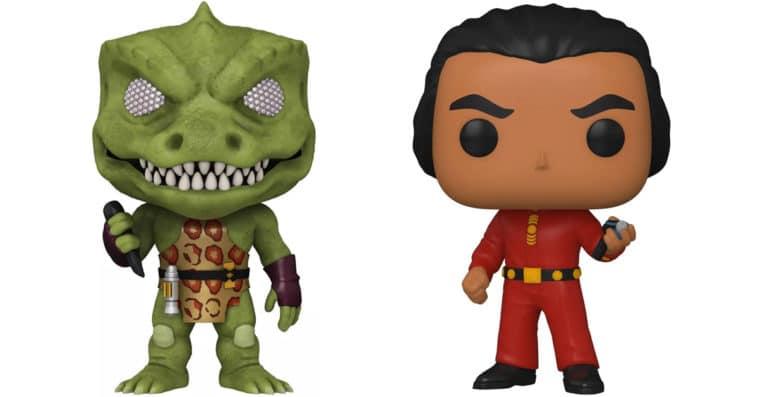 Star Trek: The Original Series' Gorn and Khan get their first Funko Pops 11