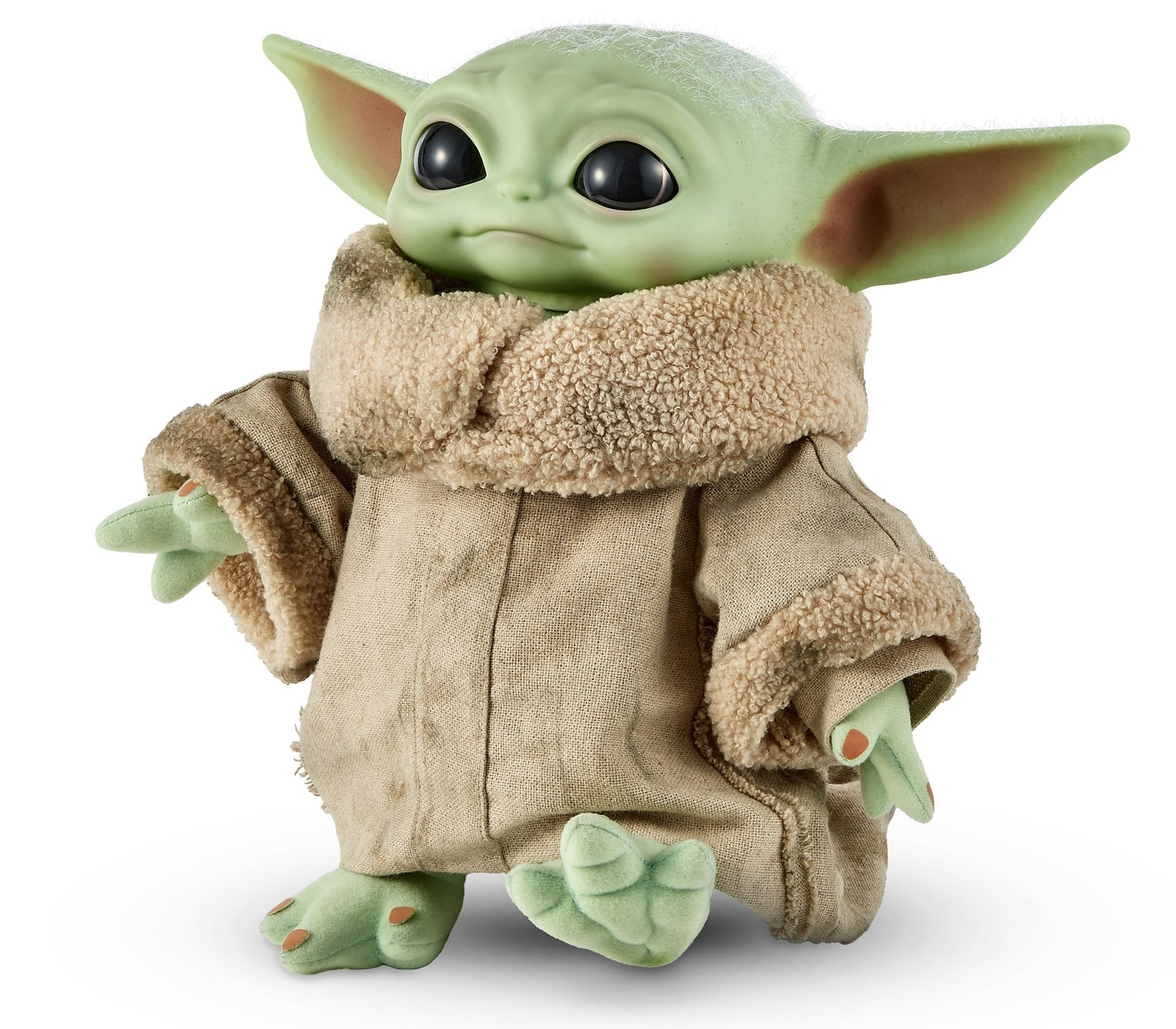 Baby Yoda gets a collector's edition plush with hover pram from Mattel 12