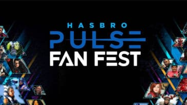 The first-ever Hasbro Pulse Fan Fest is happening this April 12