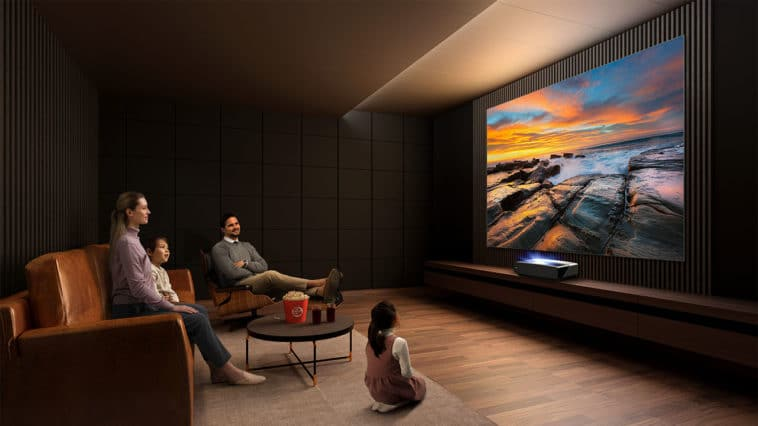 """Hisense 120"""" L5F Laser Cinema brings the movie theater experience to homes 11"""