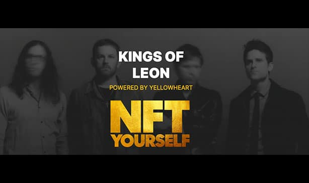 Kings of Leon is releasing their next album as an NFT with perks 11