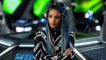 Why did Maisie Richardson-Sellers leave Legends of Tomorrow? 16