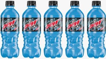 Mountain Dew Frost Bite Zero Sugar is coming to Walmart next week 18