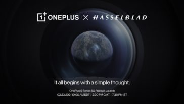 OnePlus 9 series will use Hasselblad cameras 13