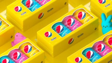Pepsi teams up with Peeps for its first-ever marshmallow cola 23