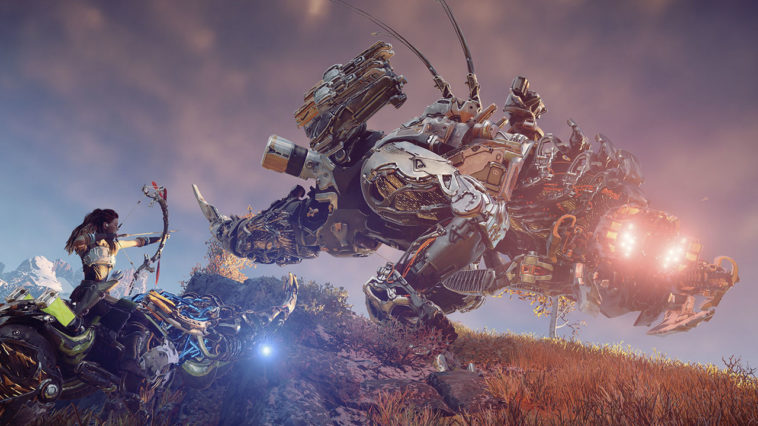 Horizon Zero Dawn will be free for PlayStation Plus subscribers 11