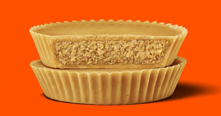 Reese's is releasing chocolate-free peanut butter cups in April 11