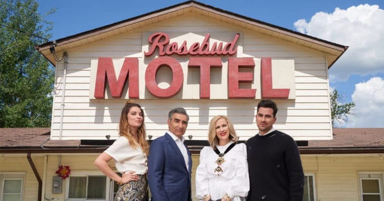 The Schitt's Creek motel is up for sale and it could be yours for $1.6 million 11
