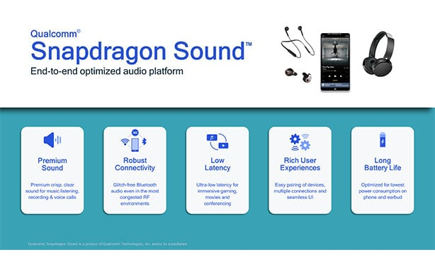 Qualcomm Snapdragon Sound aims to improve your wireless audio experience 17