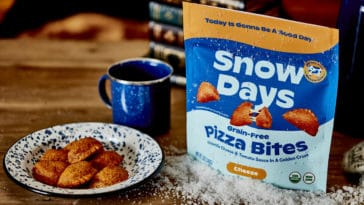 Snow Days gluten-free pizza bites are the healthiest on the market 19