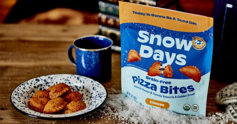 Snow Days gluten-free pizza bites are the healthiest on the market 11