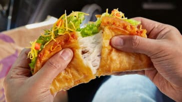 Taco Bell's Quesalupa is back with more cheese than ever 13