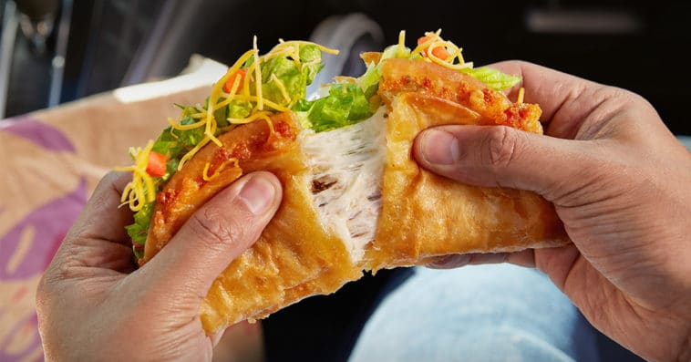Taco Bell's Quesalupa is back with more cheese than ever 16