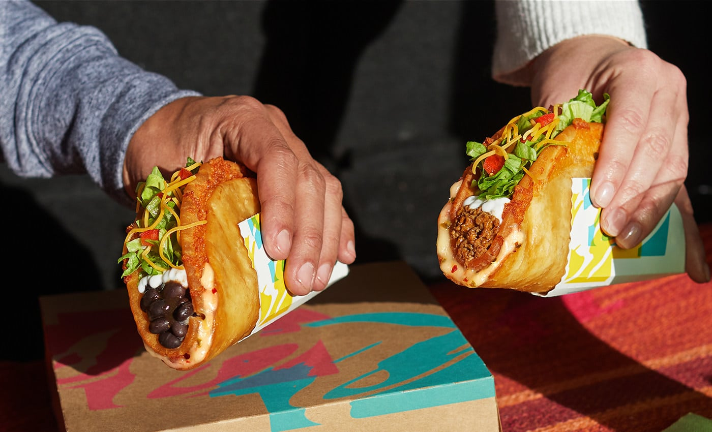 Taco Bell's Quesalupa is back with more cheese than ever 17