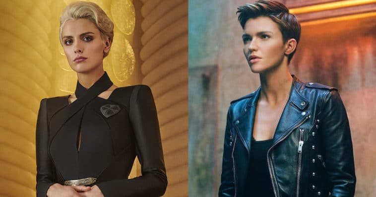 Batwoman recasts Kate Kane; Wallis Day to take over Ruby Rose's role 11