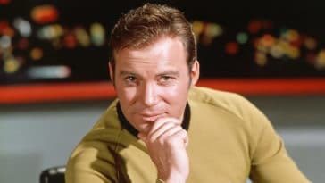 William Shatner has immortalized himself as an artificial intelligence 14