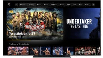 WrestleMania 37 will stream exclusively on Peacock 12