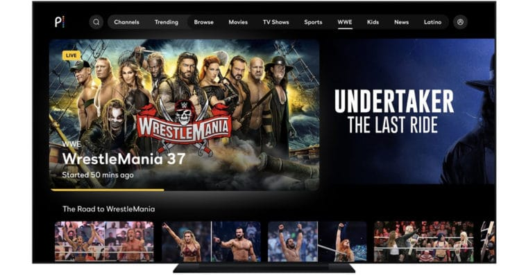 WrestleMania 37 will stream exclusively on Peacock 11