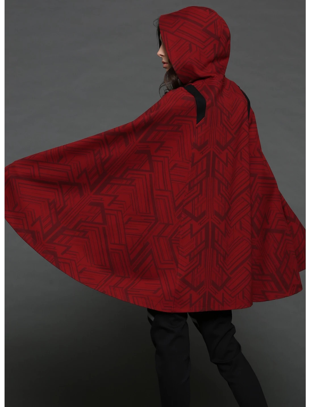 This WandaVision Scarlet Witch costume lets you copy Wanda's fiercest look to date 11